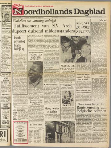 Noordhollands Dagblad : dagblad voor Alkmaar en omgeving 1965-01-12