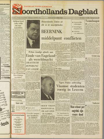 Noordhollands Dagblad : dagblad voor Alkmaar en omgeving 1968-01-17