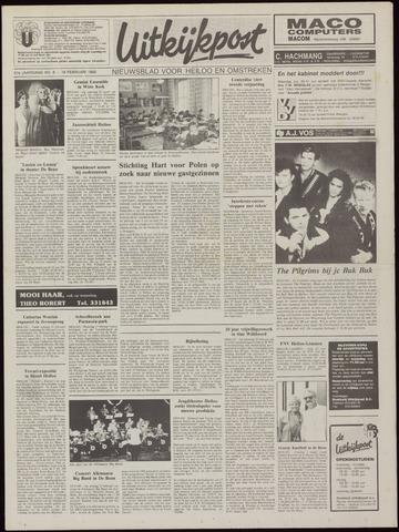 Uitkijkpost : nieuwsblad voor Heiloo e.o. 1992-02-19