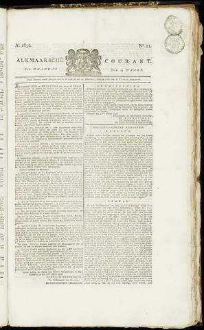 Alkmaarsche Courant 1836-03-14