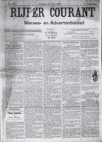 Rijper Courant 1895-06-23