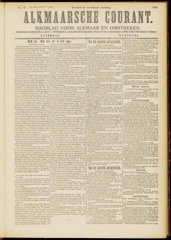 Alkmaarsche Courant 1915-01-16