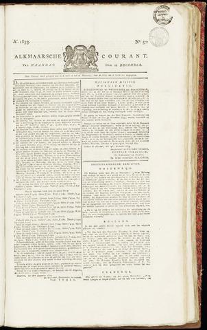 Alkmaarsche Courant 1833-12-16