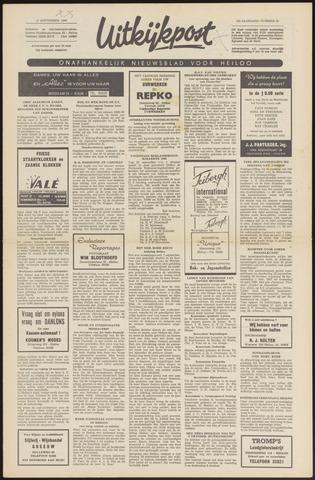 Uitkijkpost : nieuwsblad voor Heiloo e.o. 1966-09-15