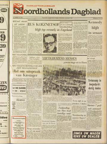 Noordhollands Dagblad : dagblad voor Alkmaar en omgeving 1969-07-31