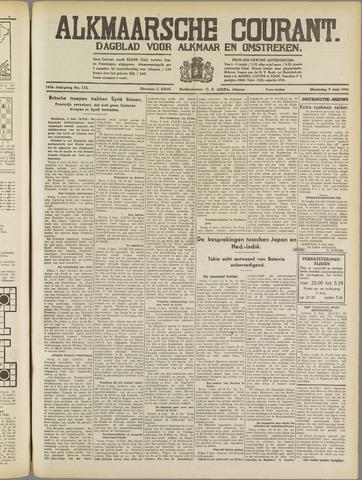 Alkmaarsche Courant 1941-06-09