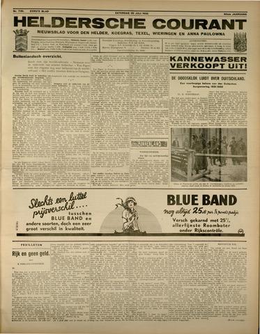 Heldersche Courant 1932-07-30