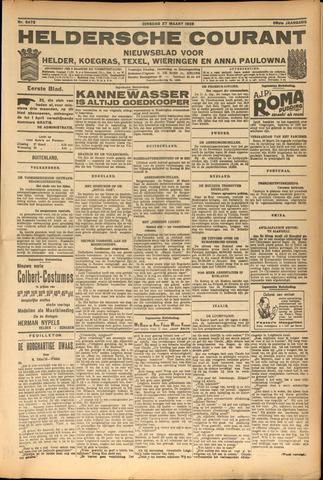 Heldersche Courant 1928-03-27