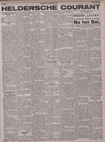 Heldersche Courant 1917-09-08