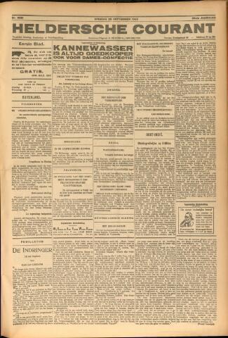 Heldersche Courant 1928-09-25