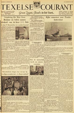 Texelsche Courant 1960-01-13