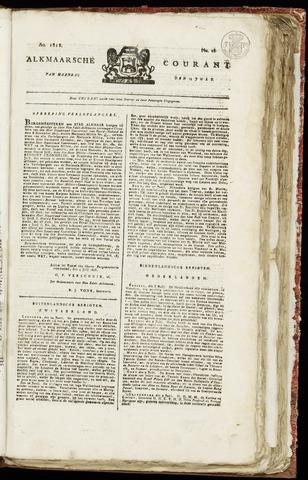 Alkmaarsche Courant 1818-07-13