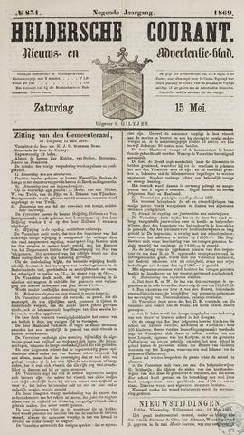 Heldersche Courant 1869-05-15