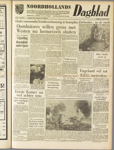 Noordhollands Dagblad : dagblad voor Alkmaar en omgeving 1961-08-01