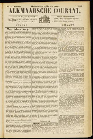 Alkmaarsche Courant 1903-03-15
