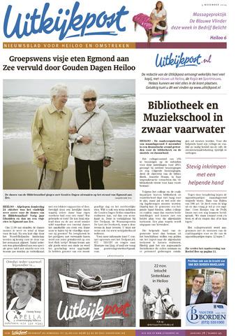 Uitkijkpost : nieuwsblad voor Heiloo e.o. 2014-11-05