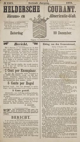 Heldersche Courant 1873-12-20