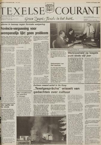Texelsche Courant 1986-09-19