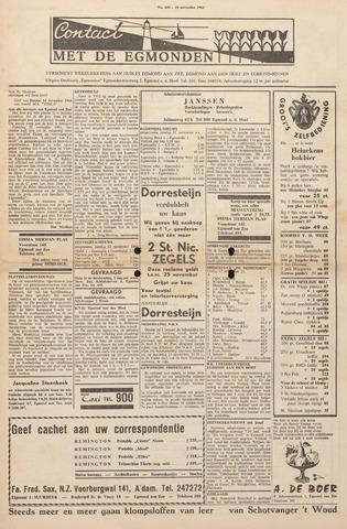 Contact met de Egmonden 1964-11-19