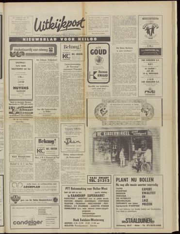 Uitkijkpost : nieuwsblad voor Heiloo e.o. 1974-10-16
