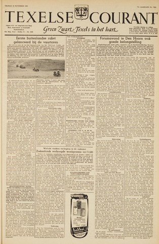 Texelsche Courant 1963-11-29