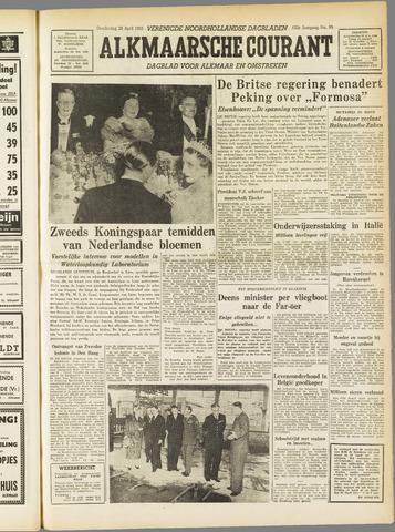 Alkmaarsche Courant 1955-04-28