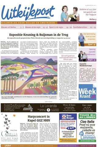 Uitkijkpost : nieuwsblad voor Heiloo e.o. 2011-08-24