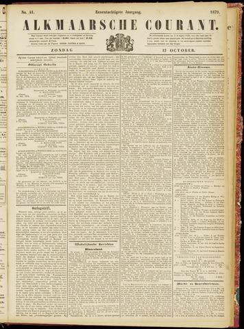 Alkmaarsche Courant 1879-10-12