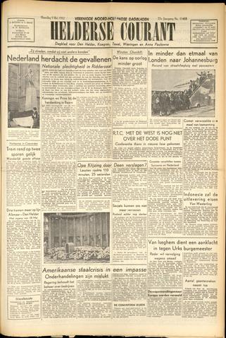 Heldersche Courant 1952-05-05