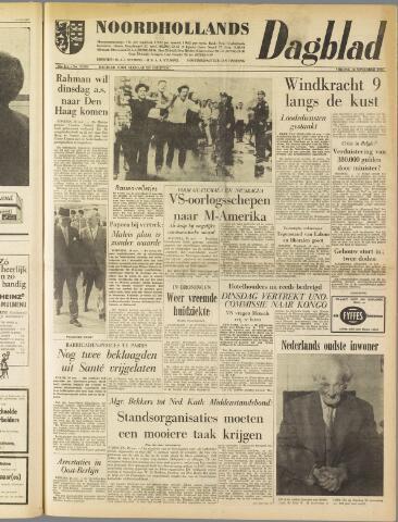 Noordhollands Dagblad : dagblad voor Alkmaar en omgeving 1960-11-18