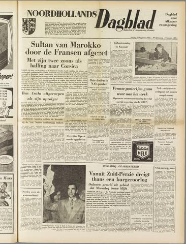 Noordhollands Dagblad : dagblad voor Alkmaar en omgeving 1953-08-21