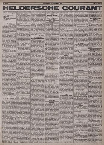 Heldersche Courant 1918-11-21