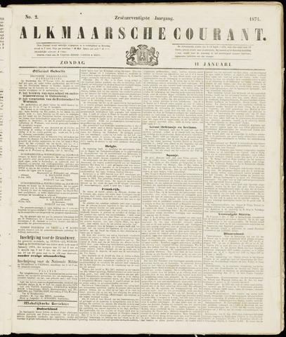 Alkmaarsche Courant 1874-01-11