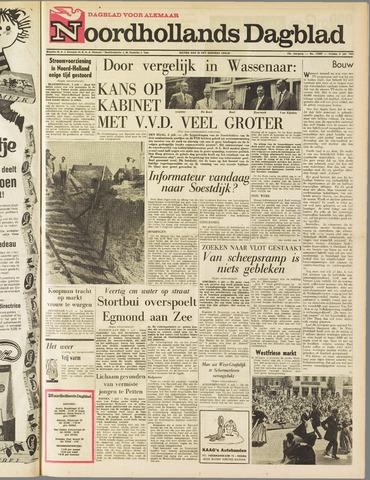 Noordhollands Dagblad : dagblad voor Alkmaar en omgeving 1963-07-05