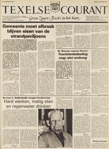 Texelsche Courant 1980-10-21