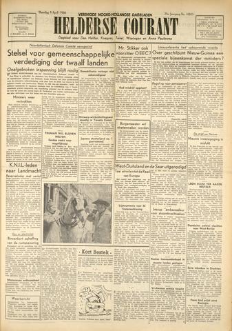 Heldersche Courant 1950-04-03