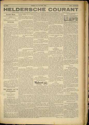 Heldersche Courant 1925-10-20