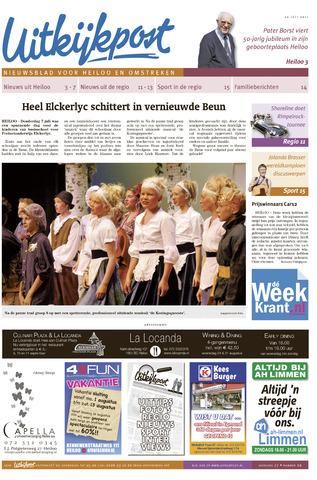 Uitkijkpost : nieuwsblad voor Heiloo e.o. 2011-07-20