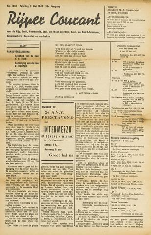 Rijper Courant 1947-05-03