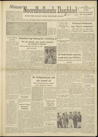 Nieuw Noordhollandsch Dagblad : voor Alkmaar en omgeving 1948-12-28