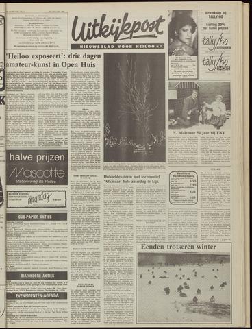 Uitkijkpost : nieuwsblad voor Heiloo e.o. 1985-01-16