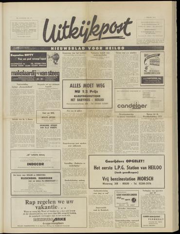 Uitkijkpost : nieuwsblad voor Heiloo e.o. 1973-02-07