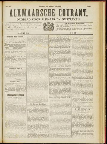 Alkmaarsche Courant 1908-05-04