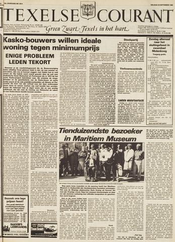 Texelsche Courant 1980-09-26