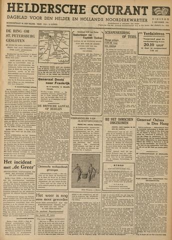 Heldersche Courant 1941-09-09