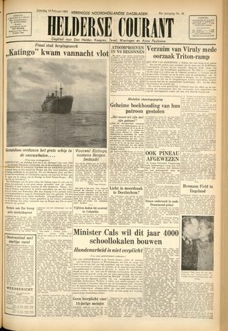 Heldersche Courant 1955-02-19