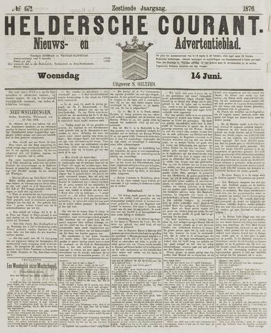 Heldersche Courant 1876-06-14