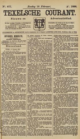 Texelsche Courant 1896-02-16
