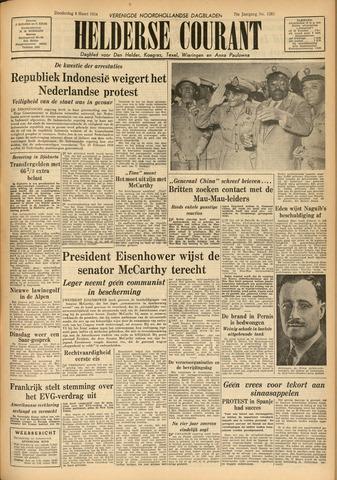 Heldersche Courant 1954-03-04