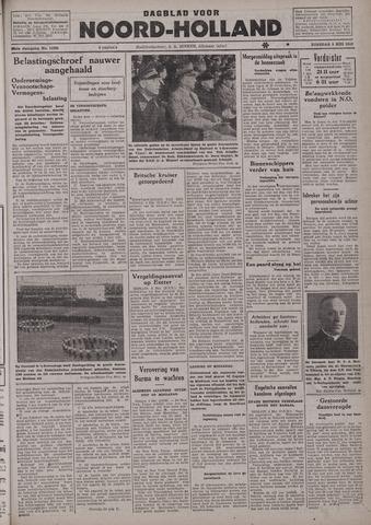 Dagblad Noord-Holland, Schager editie 1942-05-05